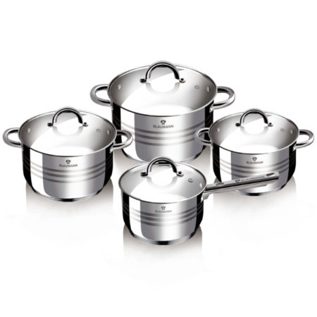 Набор посуды GOURMET LINE 8 предметов