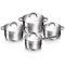 Набор посуды GOURMET LINE 8 предметов [BL-3115]