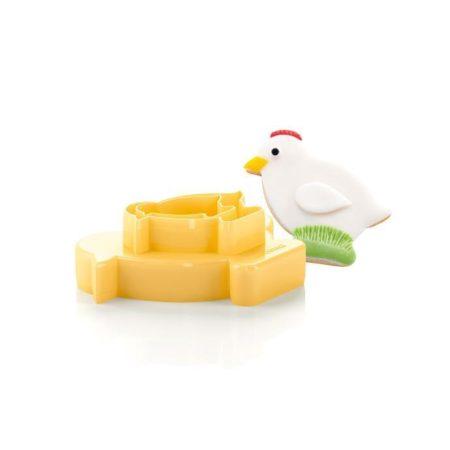Набор формочек DELICIA цыплята
