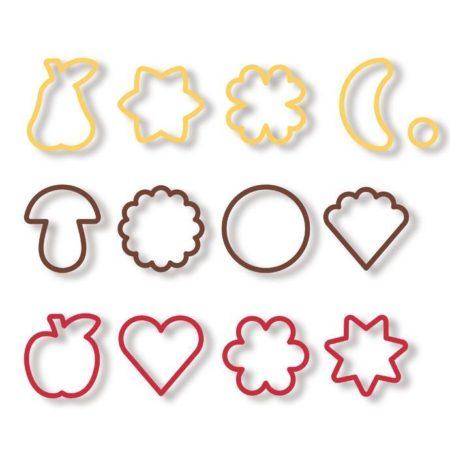 Набор формочек для печенья DELICIA 13 шт