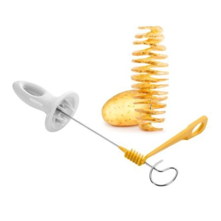 Нож PRESTO для нарезки картофеля спиралью