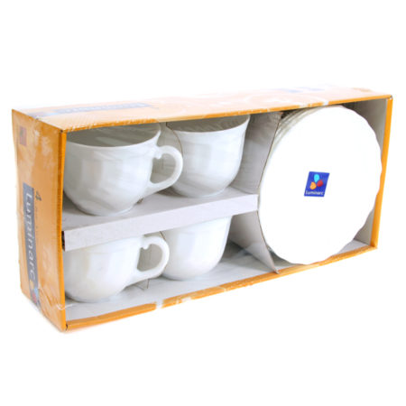 Сервиз чайный TRIANON 280 мл 8 предметов