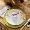 Тарелка суповая LATONE 23 см [L8315]