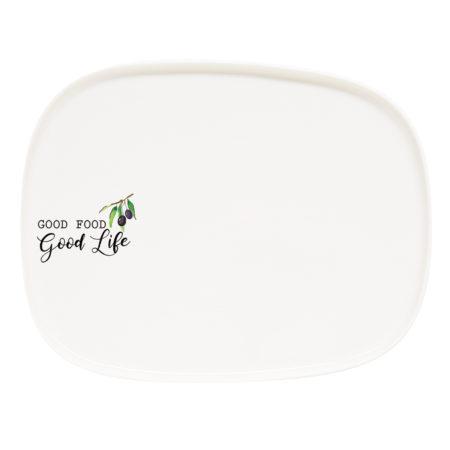 Тарелка обеденная KITCHEN ELEMENTS