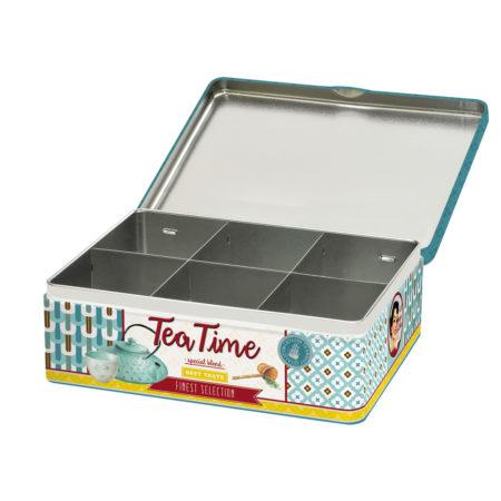 Банка для чая TEATIME 20,5 x 16 см