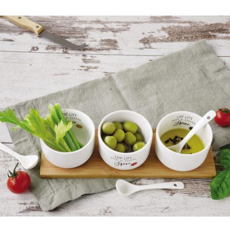 Набор для салата KITCHEN ELEMENTS