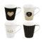 Набор кружек COFFEE MANIA GOOD MORNING 4 штуки [CMGM0128]