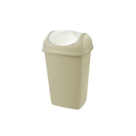 Контейнер для мусора TONTARELLI 9,0 л бежевый