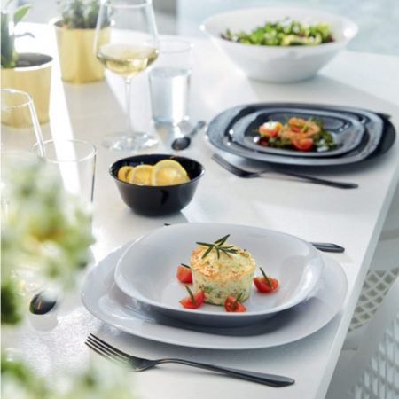 Тарелка десертная CARINE GRANIT 19 см