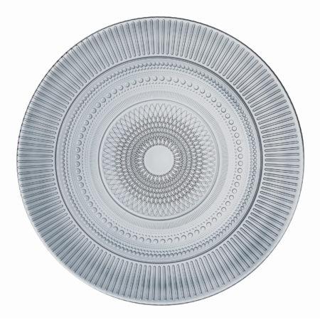 Тарелка обеденная LOUISON GRAPHITE 27 см