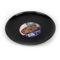 Тарелка FRIENDS TIME BLACK 32 см для пиццы [M0066]