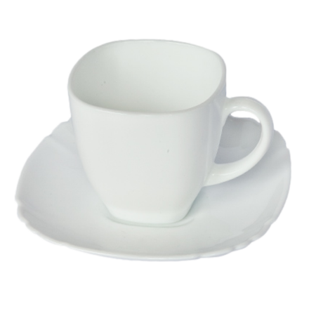 Чайный сервиз LOTUSIA 220 мл 12 предметов