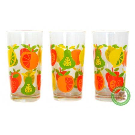 Набор стаканов FRUTTELLA 250 мл 3 шт
