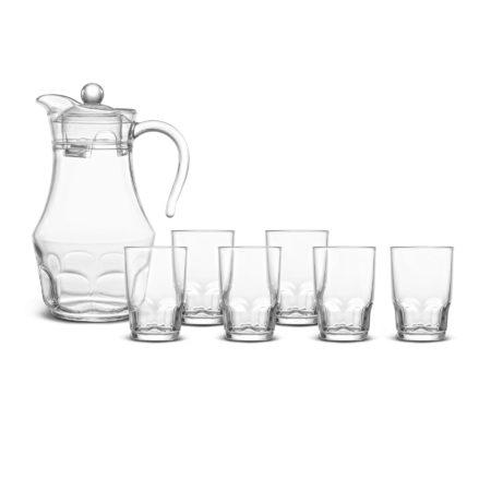 Набор ROC ARCOPAL кувшин + 6 стаканов