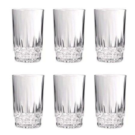 Набор стаканов LANCIER 270 мл 6 шт