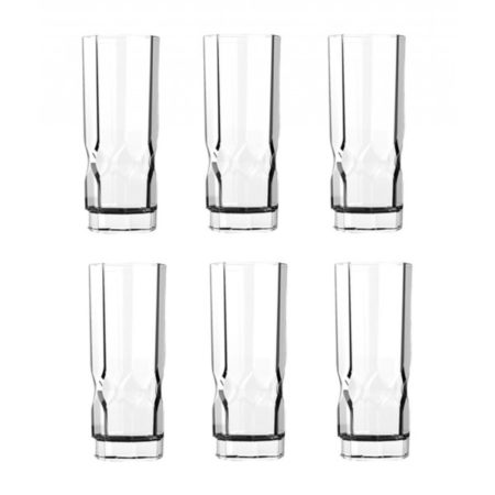 Набор стаканов OCTIME DIAMOND 310 мл 6 шт