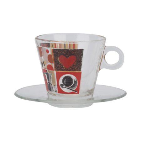 Набор чайный LOVE COFFEE 280 мл
