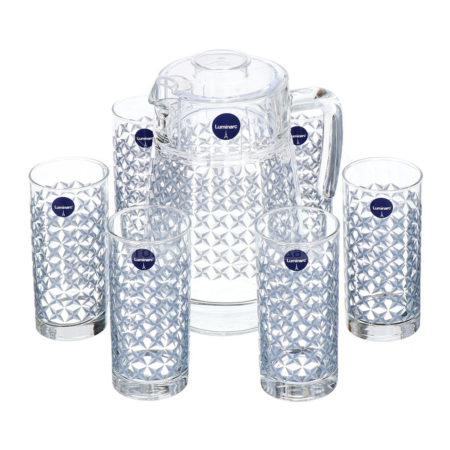 Набор ALDWIN кувшин+6 стаканов