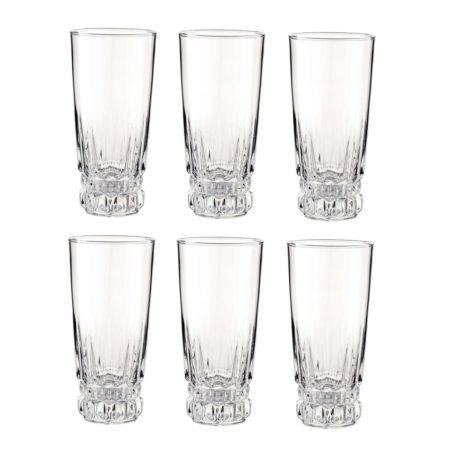 Набор стаканов IMPERATOR 310 мл 6 шт