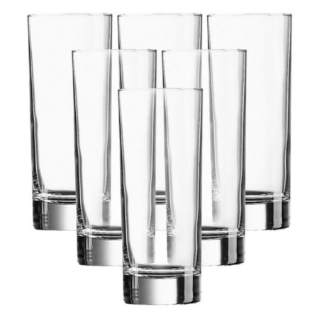 Набор стаканов ISLANDE 290 мл 6 шт