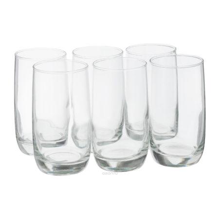 Набор стаканов VIGNE 330 мл 6 шт