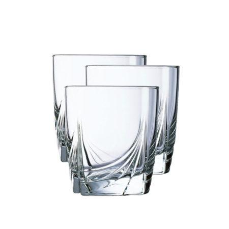 Набор стаканов ASCOT 300 мл 3 шт