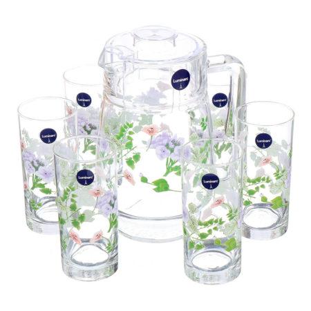 Набор MABELLE кувшин+6 стаканов