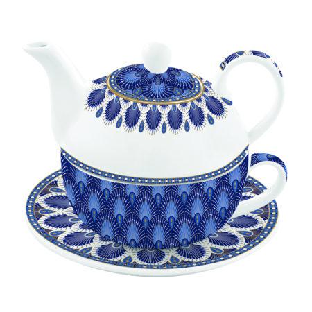 Набор чайный ATMOSPHERE синий
