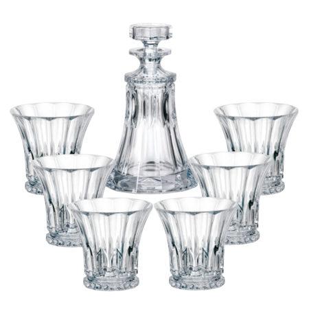 Набор WELLINGTON графин+6 стаканов