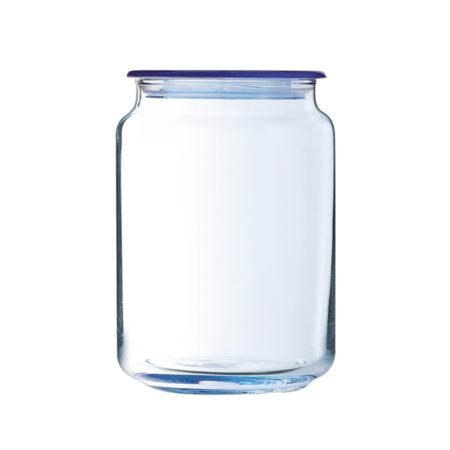 Банка RONDO ICE BLUE для сыпучих 0,75 л