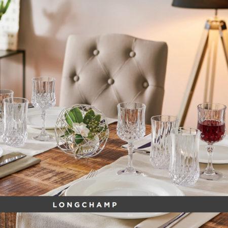 Набор стаканов LONGCHAMP 230 мл 6 шт