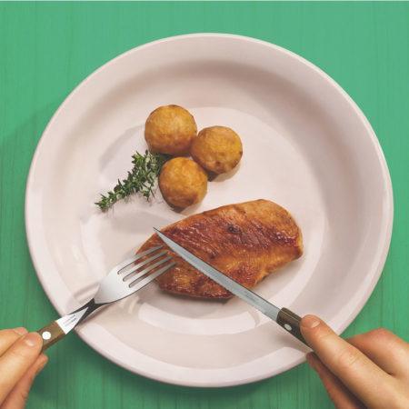 Нож TRADICIONAL для стейка