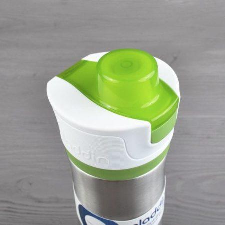 Бутылка вакуумная ALADDIN ACTIVE HYDRATION 0,6 л зеленая
