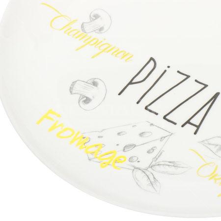 Тарелка FRIENDS TIME BISTROT 30 см для пиццы