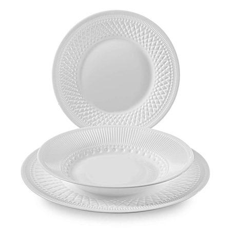 Тарелка суповая ALIZEE PERLE 23 см