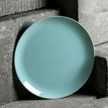 Тарелка обеденная DIWALI LIGHT TURQUOISE 27 см