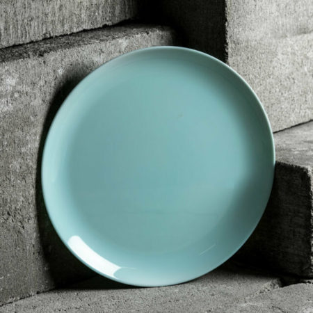 Тарелка обеденная DIWALI LIGHT TURQUOISE 25 см