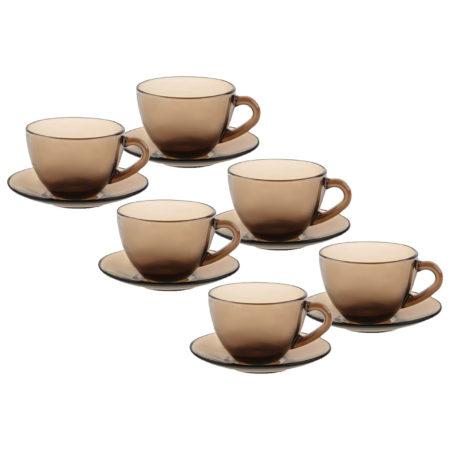 Чайный сервиз СИМПЛИ ЭКЛИПС 220 мл 12 предметов