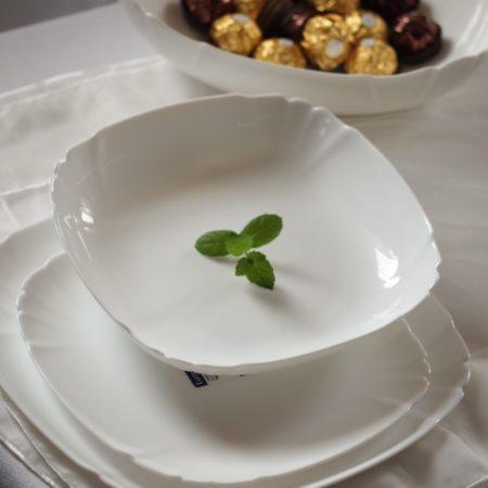Тарелка суповая LOTUSIA 22 см