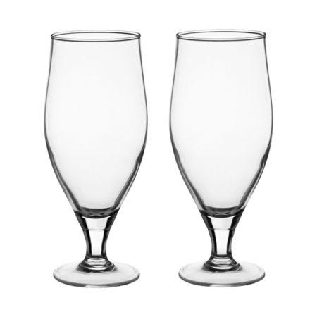 Набор бокалов для пива Французский ресторанчик 620 мл 2 шт