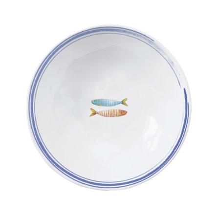 Тарелка суповая BORD DE MER 20 см