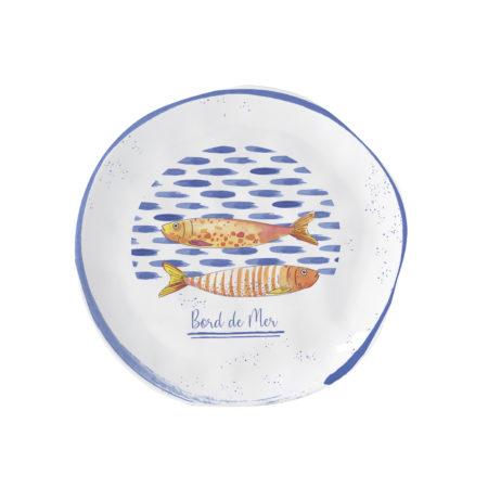 Тарелка десертная BORD DE MER 16 см