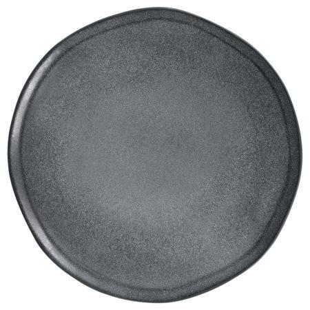 Тарелка обеденная ESSENTIAL DARK GREY 26,5 см