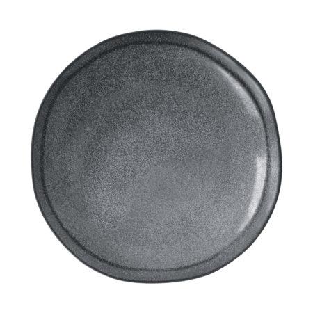 Тарелка десертная ESSENTIAL DARK GREY 21 см