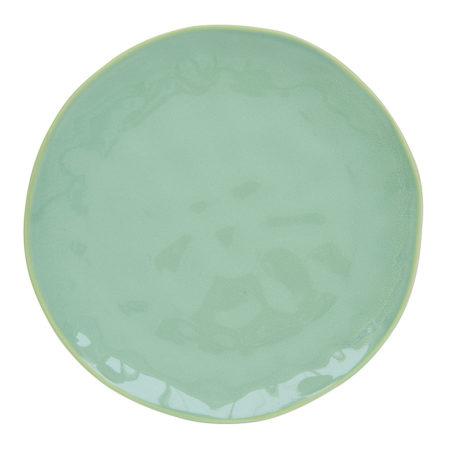Тарелка обеденная INTERIORS AQUA 26 см