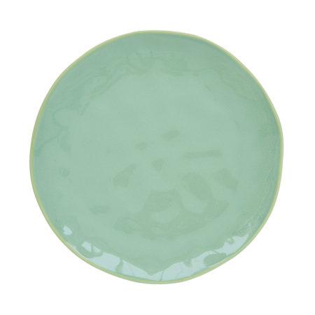 Тарелка десертная INTERIORS AQUA 21 см