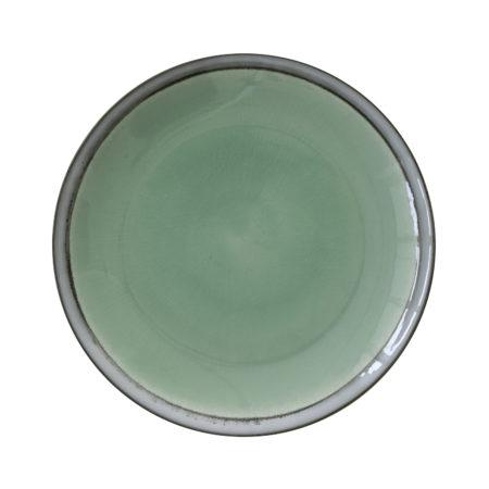 Тарелка обеденная ORIGIN LIGHT GREEN 26 см