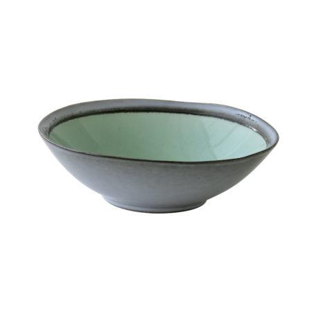Тарелка суповая ORIGIN LIGHT GREEN 19 см