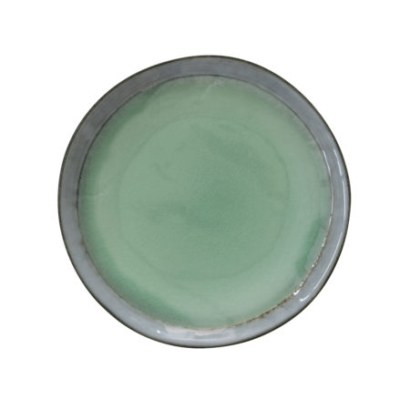 Тарелка десертная ORIGIN LIGHT GREEN 20 см