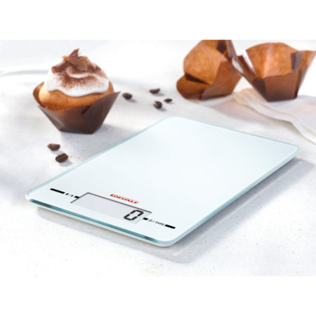 Весы кухонные PAGE EVOLUTION белые